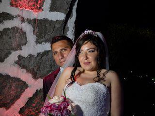 El matrimonio de Francisco  y Vanessa 2