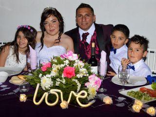 El matrimonio de Francisco  y Vanessa 3