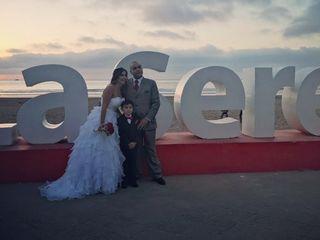 El matrimonio de Nevenka  y Jorge  1