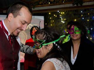 El matrimonio de Valeria y Mike 3