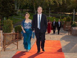 El matrimonio de Carolina y Alfonso 1