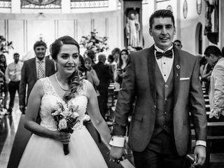El matrimonio de Mauricio y Daniela 1