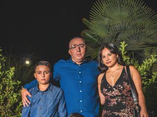 El matrimonio de Mauricio y Daniela 2