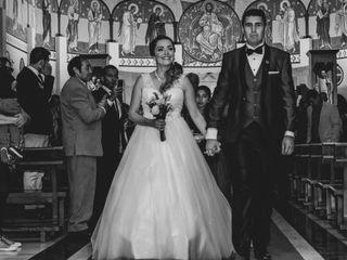 El matrimonio de Mauricio y Daniela