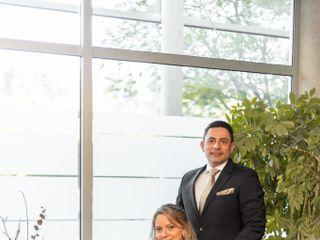 El matrimonio de Carlos y Marcia 1
