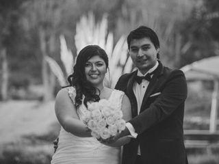 El matrimonio de María José y José Miguel