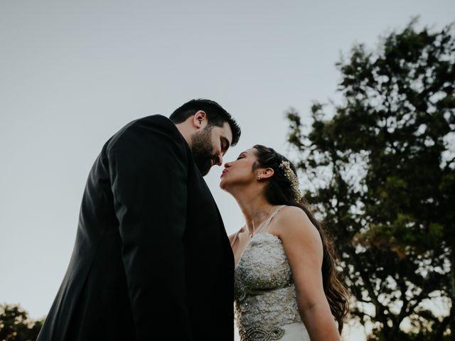 El matrimonio de Rodrigo y Paulina