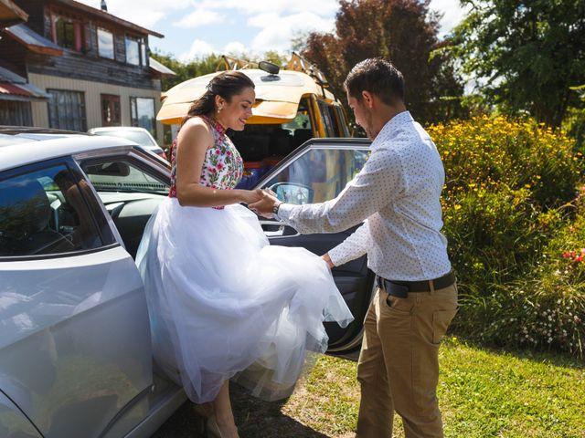El matrimonio de Leo y Kati en Puyehue, Osorno 6