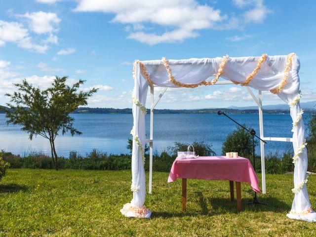 El matrimonio de Leo y Kati en Puyehue, Osorno 7