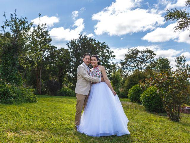 El matrimonio de Leo y Kati en Puyehue, Osorno 9