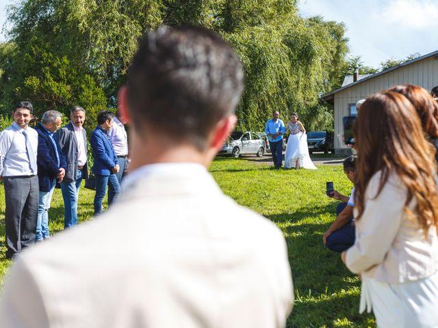 El matrimonio de Leo y Kati en Puyehue, Osorno 11