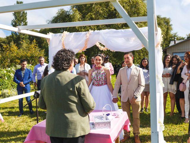 El matrimonio de Leo y Kati en Puyehue, Osorno 12