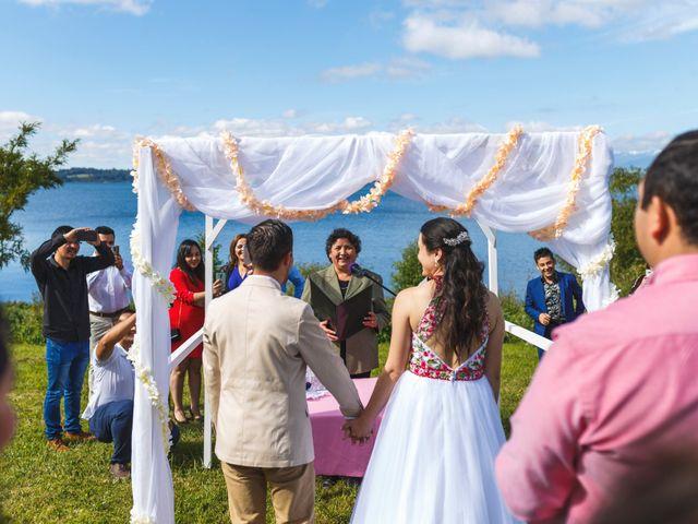 El matrimonio de Leo y Kati en Puyehue, Osorno 14