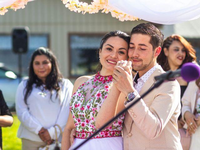 El matrimonio de Leo y Kati en Puyehue, Osorno 18