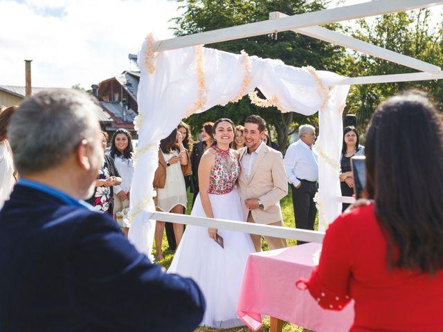 El matrimonio de Leo y Kati en Puyehue, Osorno 19