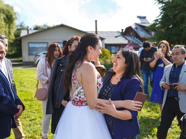 El matrimonio de Leo y Kati en Puyehue, Osorno 20