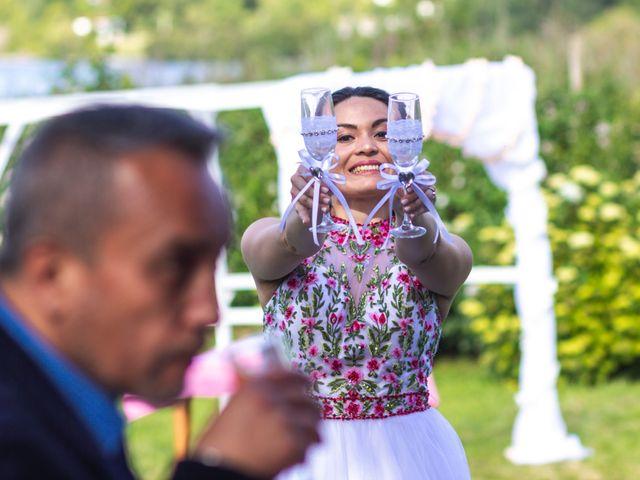 El matrimonio de Leo y Kati en Puyehue, Osorno 21