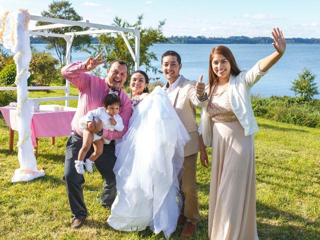 El matrimonio de Leo y Kati en Puyehue, Osorno 23