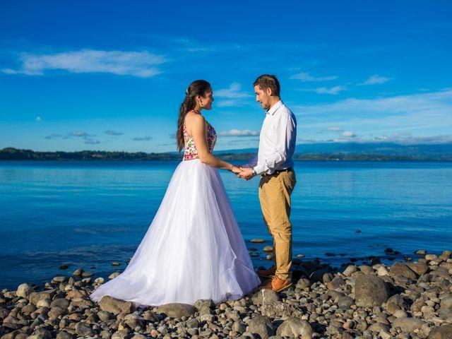 El matrimonio de Leo y Kati en Puyehue, Osorno 26