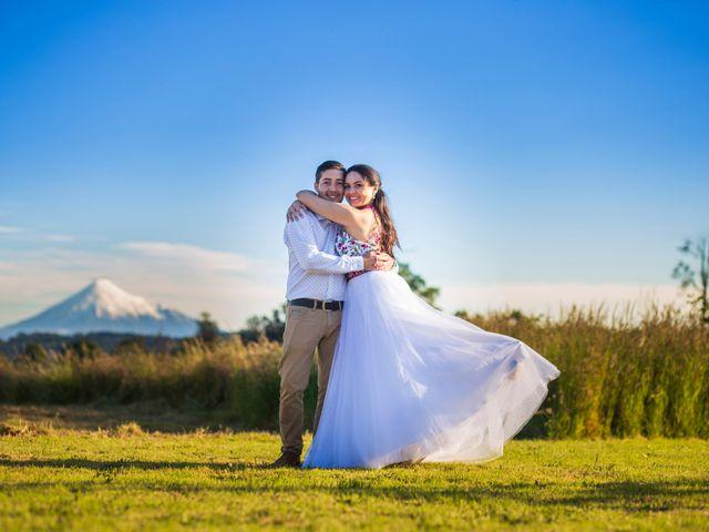 El matrimonio de Kati y Leo