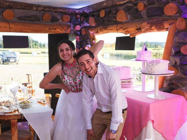 El matrimonio de Leo y Kati en Puyehue, Osorno 34