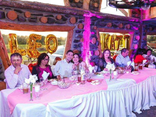 El matrimonio de Leo y Kati en Puyehue, Osorno 35