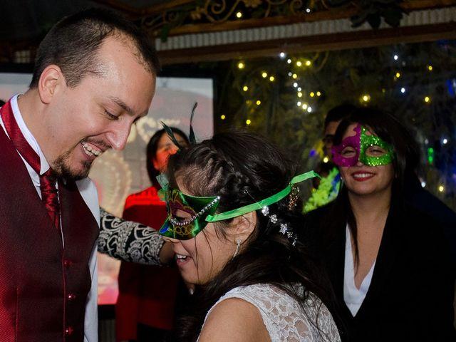 El matrimonio de Mike y Valeria en La Pintana, Santiago 1