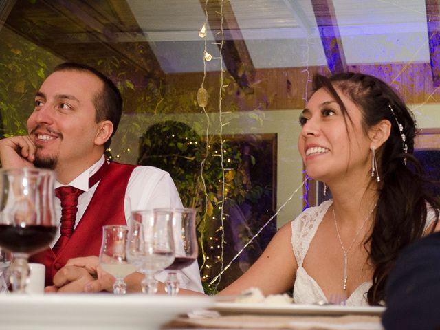 El matrimonio de Mike y Valeria en La Pintana, Santiago 2