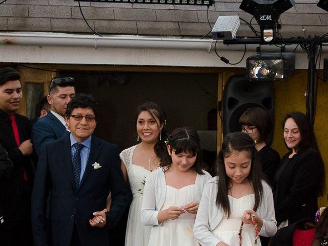 El matrimonio de Mike y Valeria en La Pintana, Santiago 18