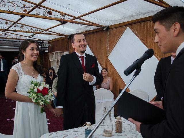 El matrimonio de Valeria y Mike