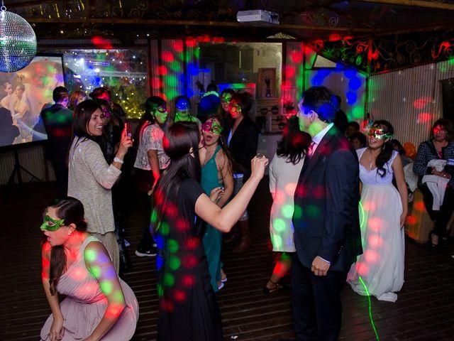 El matrimonio de Mike y Valeria en La Pintana, Santiago 22