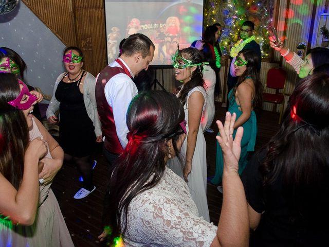 El matrimonio de Mike y Valeria en La Pintana, Santiago 23