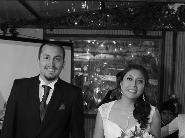 El matrimonio de Mike y Valeria en La Pintana, Santiago 25