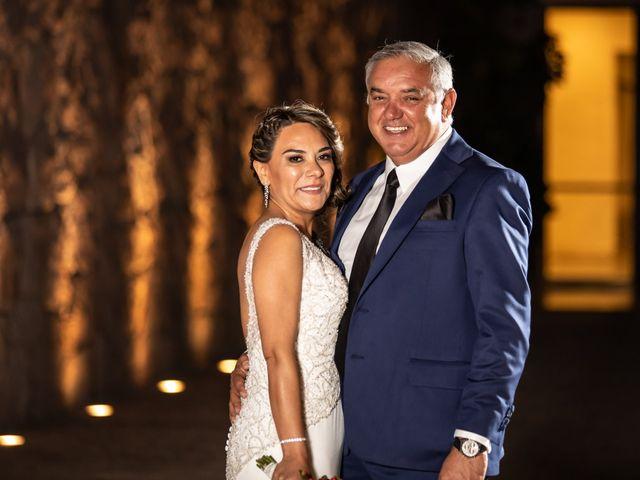 El matrimonio de Carolina y Alfonso