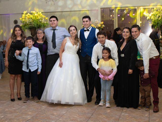 El matrimonio de Daniela y Mauricio en San Bernardo, Maipo 13