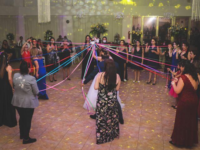 El matrimonio de Daniela y Mauricio en San Bernardo, Maipo 21