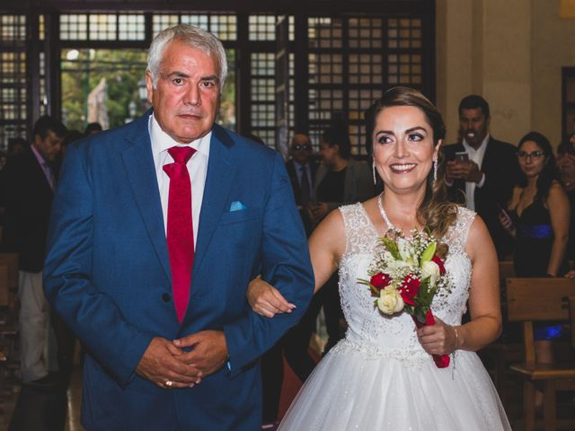 El matrimonio de Daniela y Mauricio en San Bernardo, Maipo 30