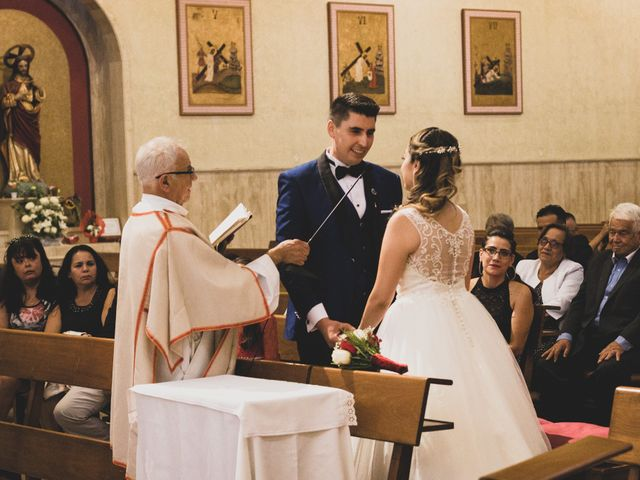El matrimonio de Daniela y Mauricio en San Bernardo, Maipo 33