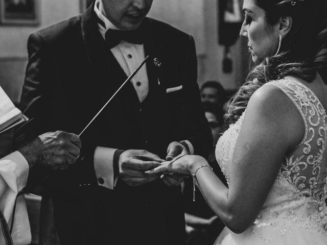 El matrimonio de Daniela y Mauricio en San Bernardo, Maipo 35