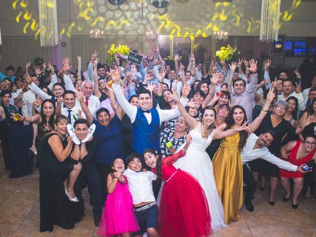 El matrimonio de Daniela y Mauricio en San Bernardo, Maipo 46