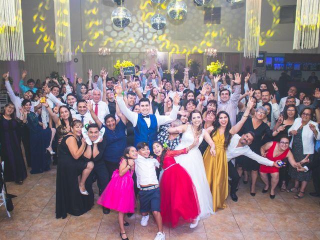 El matrimonio de Daniela y Mauricio en San Bernardo, Maipo 1