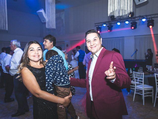 El matrimonio de Daniela y Mauricio en San Bernardo, Maipo 49