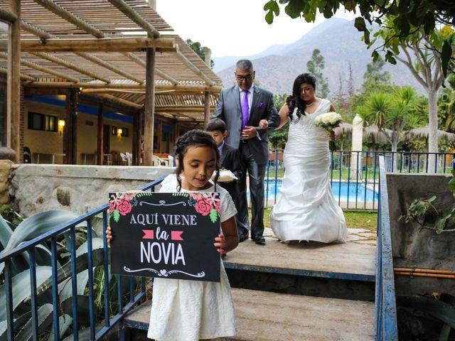 El matrimonio de José Miguel y María José en La Serena, Elqui 21