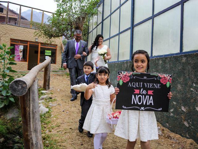 El matrimonio de José Miguel y María José en La Serena, Elqui 22