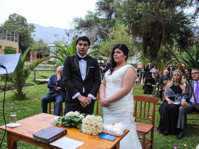 El matrimonio de José Miguel y María José en La Serena, Elqui 25