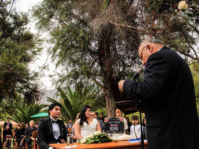 El matrimonio de José Miguel y María José en La Serena, Elqui 28