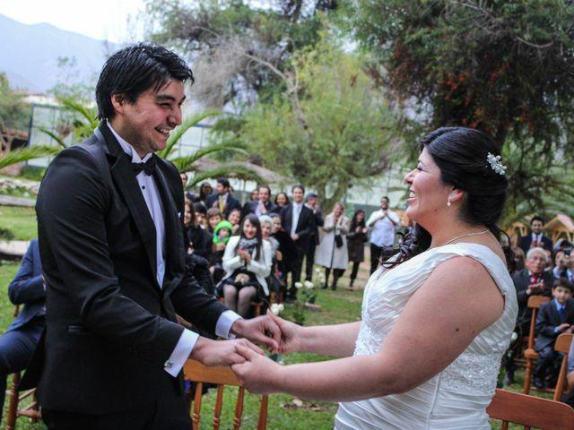El matrimonio de José Miguel y María José en La Serena, Elqui 30