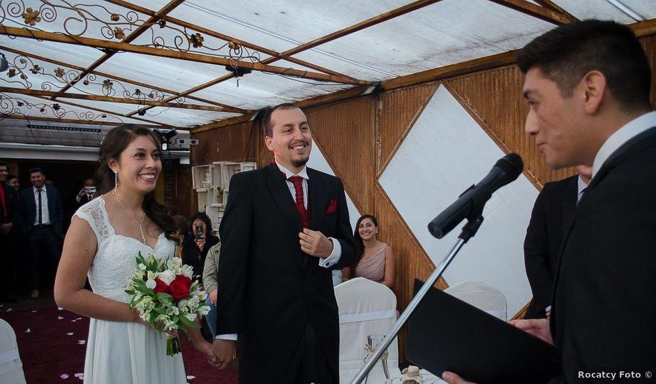 El matrimonio de Mike y Valeria en La Pintana, Santiago