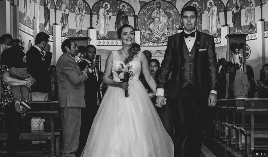 El matrimonio de Daniela y Mauricio en San Bernardo, Maipo