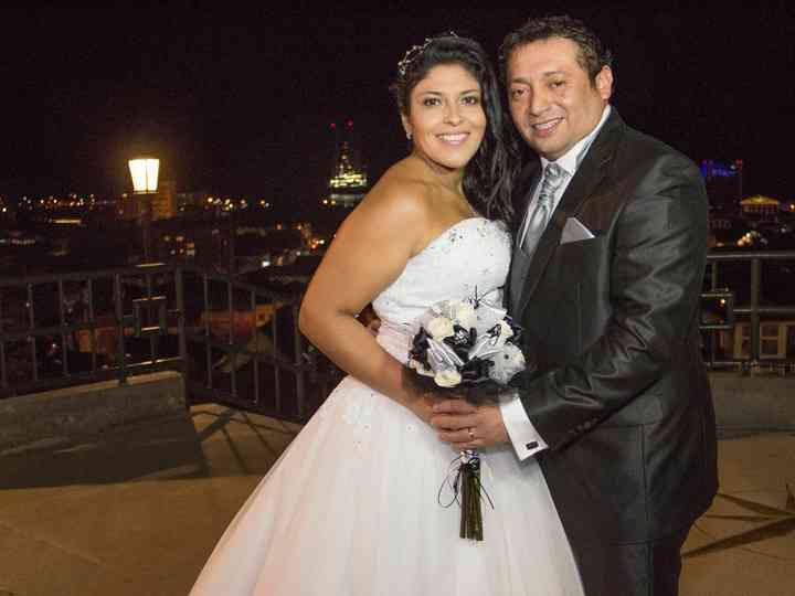 El matrimonio de IVAN y KATHY